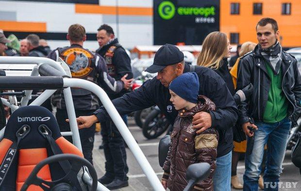 Гродненские байкеры официально закрыли мотосезон-2016, фото-7