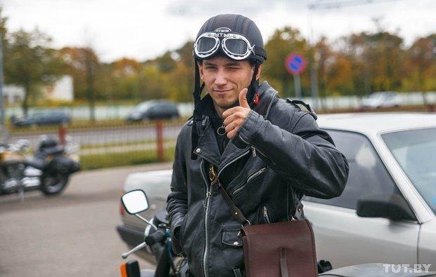 Гродненские байкеры официально закрыли мотосезон-2016, фото-4
