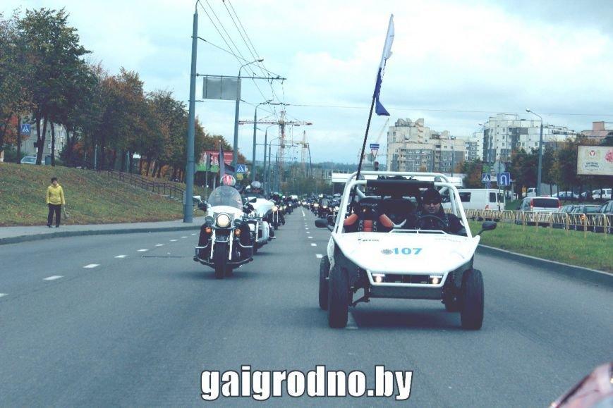 Гродненские байкеры официально закрыли мотосезон-2016, фото-20