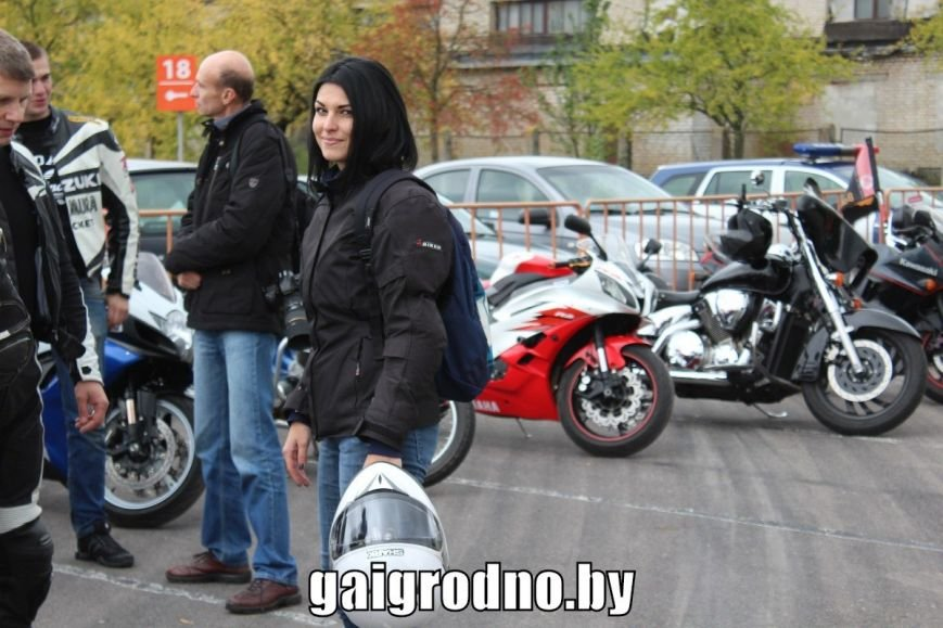 Гродненские байкеры официально закрыли мотосезон-2016, фото-22