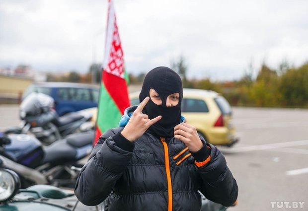 Гродненские байкеры официально закрыли мотосезон-2016, фото-1