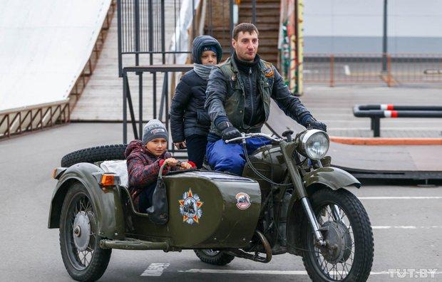 Гродненские байкеры официально закрыли мотосезон-2016, фото-12