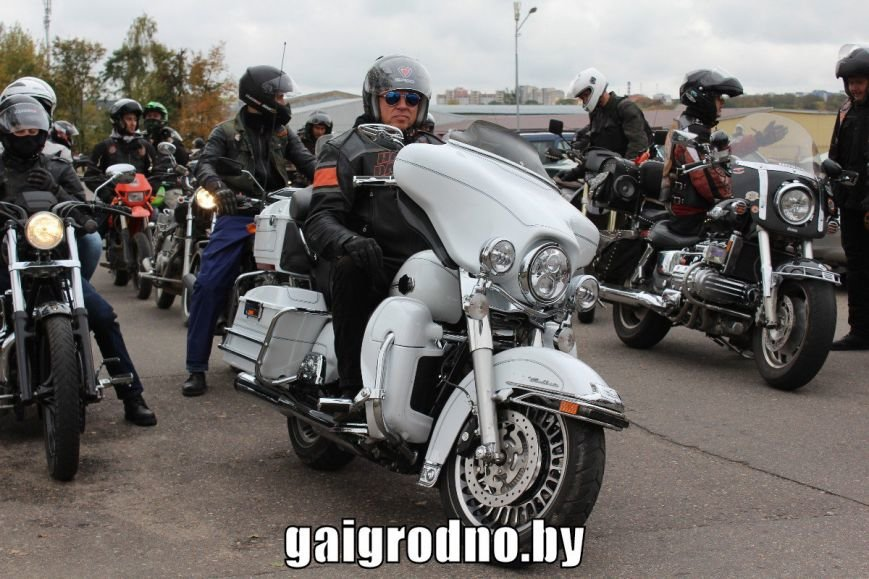 Гродненские байкеры официально закрыли мотосезон-2016, фото-15