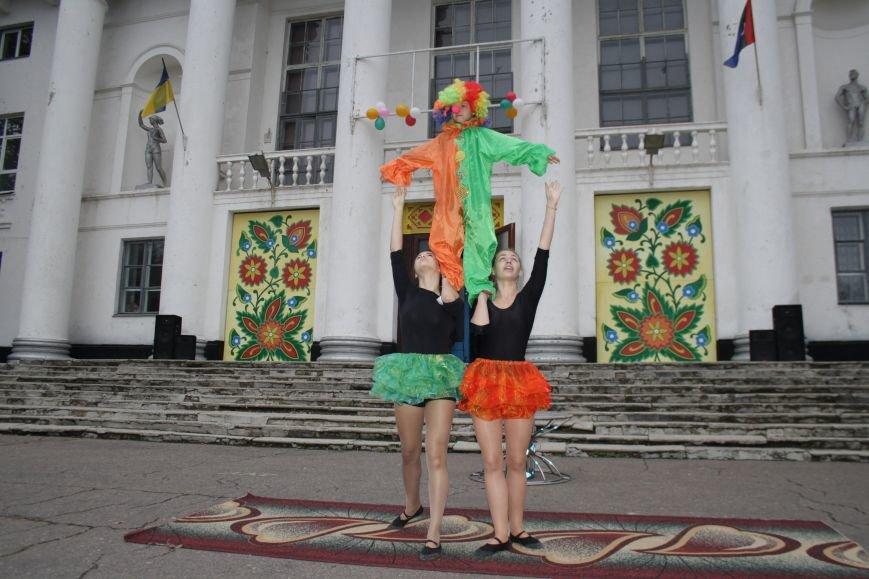 На микрорайоне «Цветмет» жители отметили свой праздник, фото-9