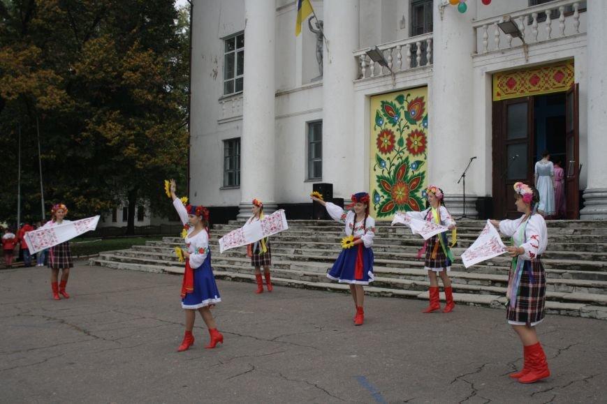 На микрорайоне «Цветмет» жители отметили свой праздник, фото-2