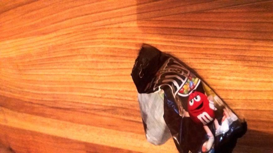 """""""Фу и ужас"""", - херсонка о купленных ею шоколадных драже в одном их супермаркетов города (фото), фото-2"""