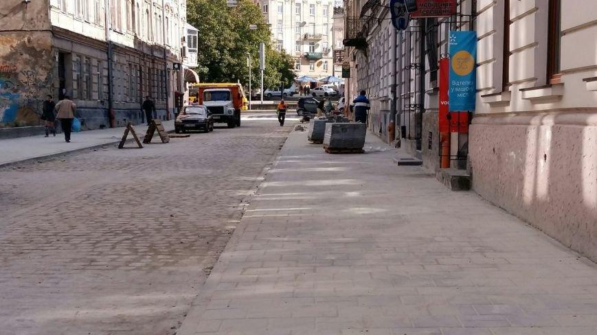 У Львові завершуються ремонтні роботи на вулиці Медовій (ФОТО), фото-1