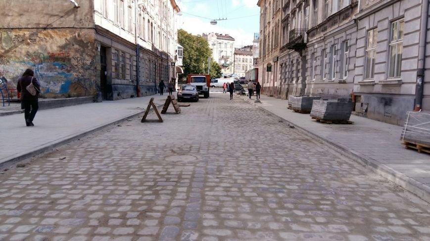 У Львові завершуються ремонтні роботи на вулиці Медовій (ФОТО), фото-2