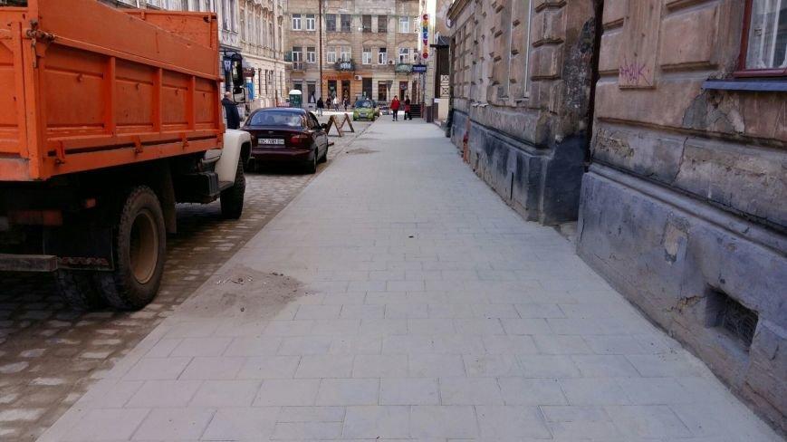 У Львові завершуються ремонтні роботи на вулиці Медовій (ФОТО), фото-3