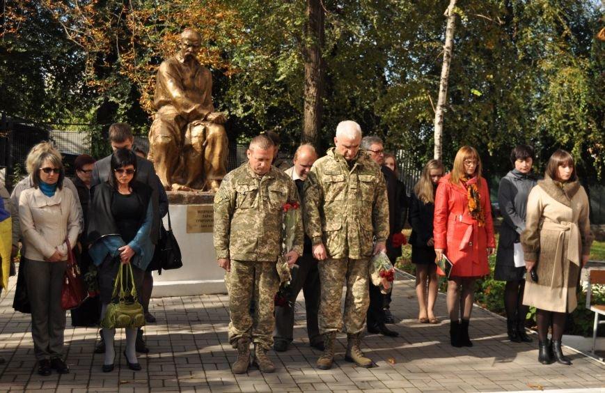 В Запорожье открыли мемориальную доску погибшим воинам 55-й артбригады, - ФОТО, фото-6