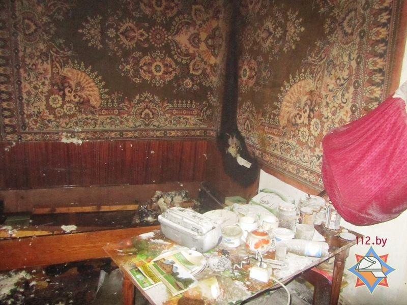 За выходные в Гродно произошло два пожара: вредные привычки привели к одной смерти и двум пострадавшим, фото-3