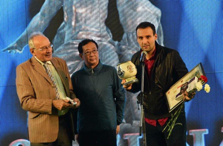 По окончании «Братины» Гран-при фестиваля получила телекомпания из Сергиева Посада, фото-1