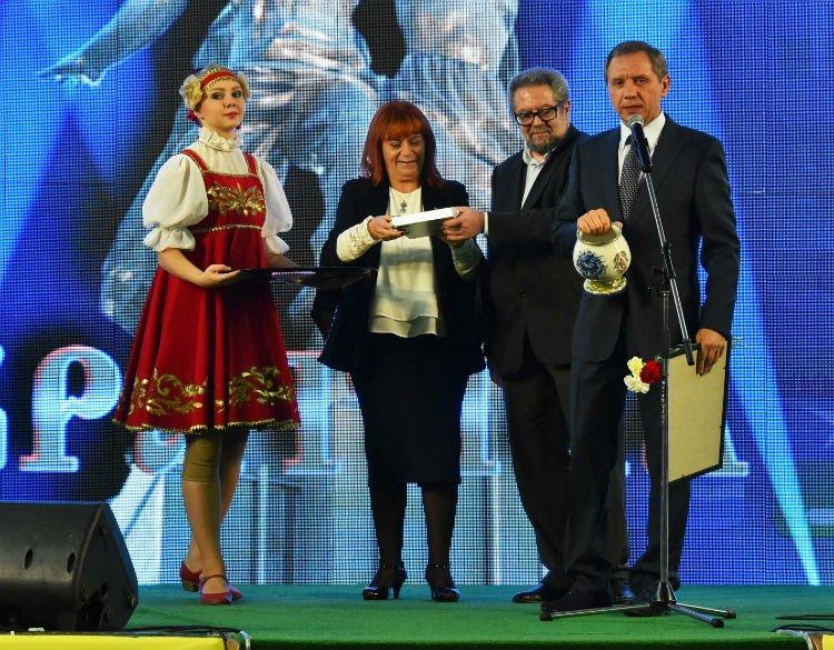 По окончании «Братины» Гран-при фестиваля получила телекомпания из Сергиева Посада, фото-2