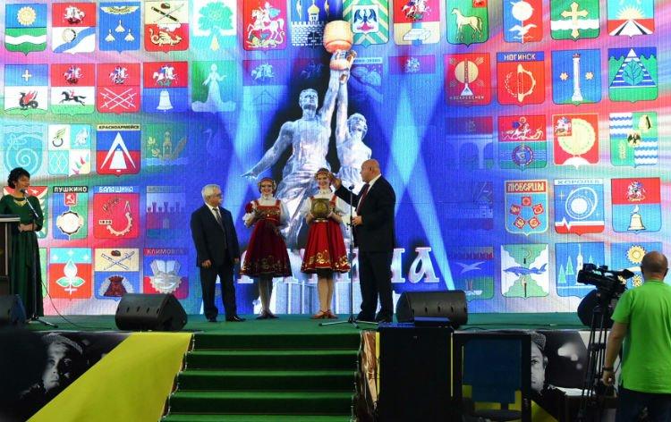 По окончании «Братины» Гран-при фестиваля получила телекомпания из Сергиева Посада, фото-4