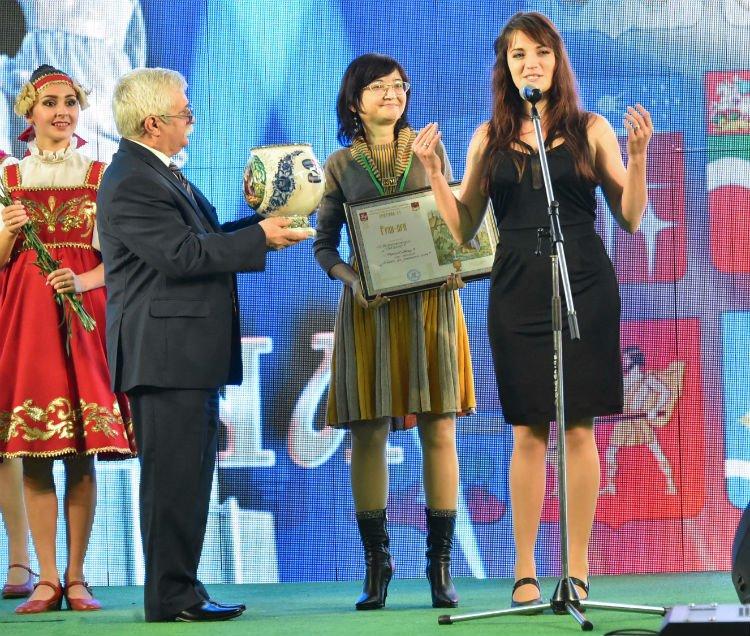 По окончании «Братины» Гран-при фестиваля получила телекомпания из Сергиева Посада, фото-3