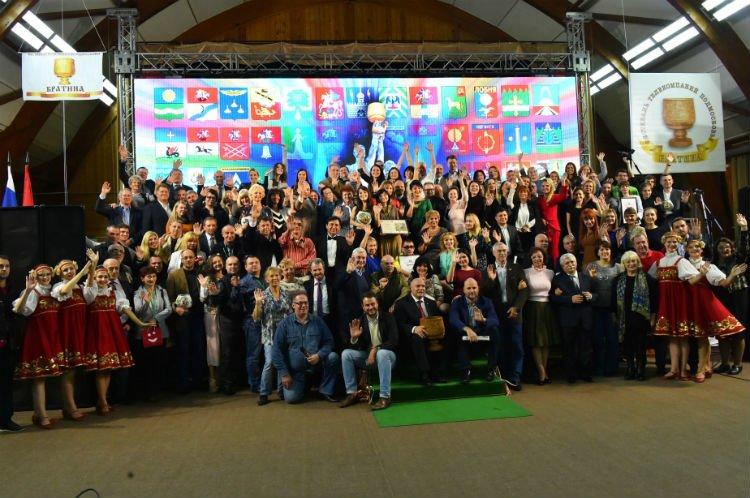 По окончании «Братины» Гран-при фестиваля получила телекомпания из Сергиева Посада, фото-5