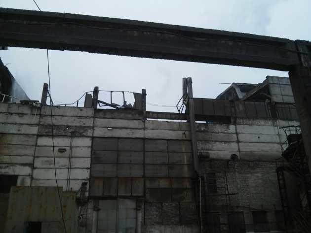 В Сумах в одном из цехов Химпрома обвалилась крыша (ФОТО), фото-3
