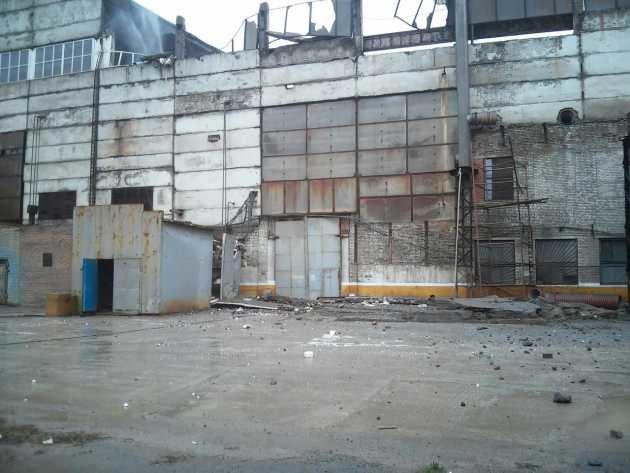 В Сумах в одном из цехов Химпрома обвалилась крыша (ФОТО), фото-2