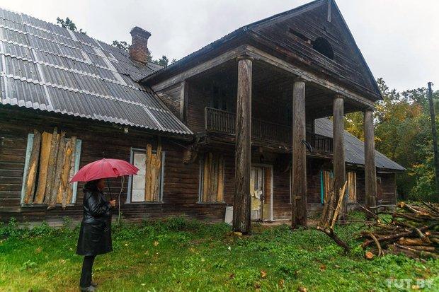 Разрушающиеся Кашубинцы. Как женщина из Гродно восстанавливает уникальную усадьбу, фото-12