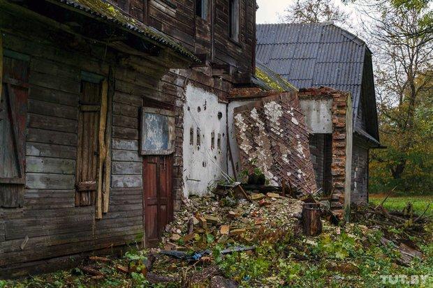Разрушающиеся Кашубинцы. Как женщина из Гродно восстанавливает уникальную усадьбу, фото-3