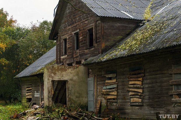 Разрушающиеся Кашубинцы. Как женщина из Гродно восстанавливает уникальную усадьбу, фото-1