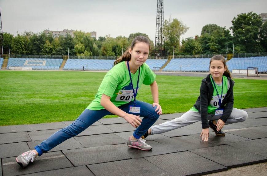 200 бойцов АТО, волонтеров и их детей соревновались в первой Всеукраинской спартакиаде на Днепропетровщине (ФОТО), фото-7