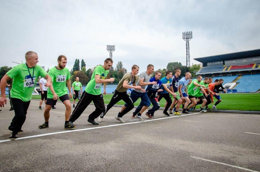 200 бойцов АТО, волонтеров и их детей соревновались в первой Всеукраинской спартакиаде на Днепропетровщине (ФОТО), фото-2
