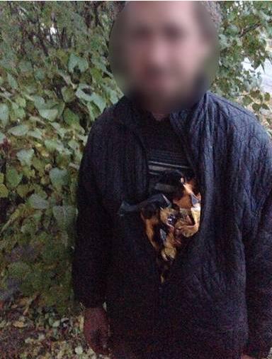 На Конотопському вокзалі затримали дівчину з наркотиками (ФОТО), фото-2