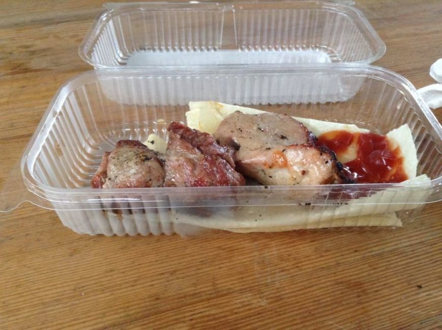 C фестиваля уличной еды в Мариуполе посетители ушли голодными (ФОТО+ВИДЕО), фото-4