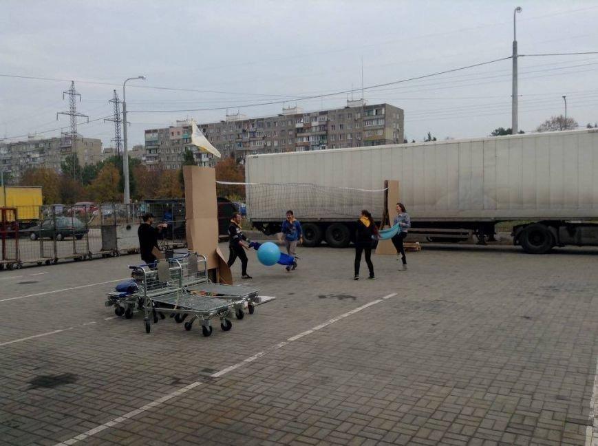C фестиваля уличной еды в Мариуполе посетители ушли голодными (ФОТО+ВИДЕО), фото-6