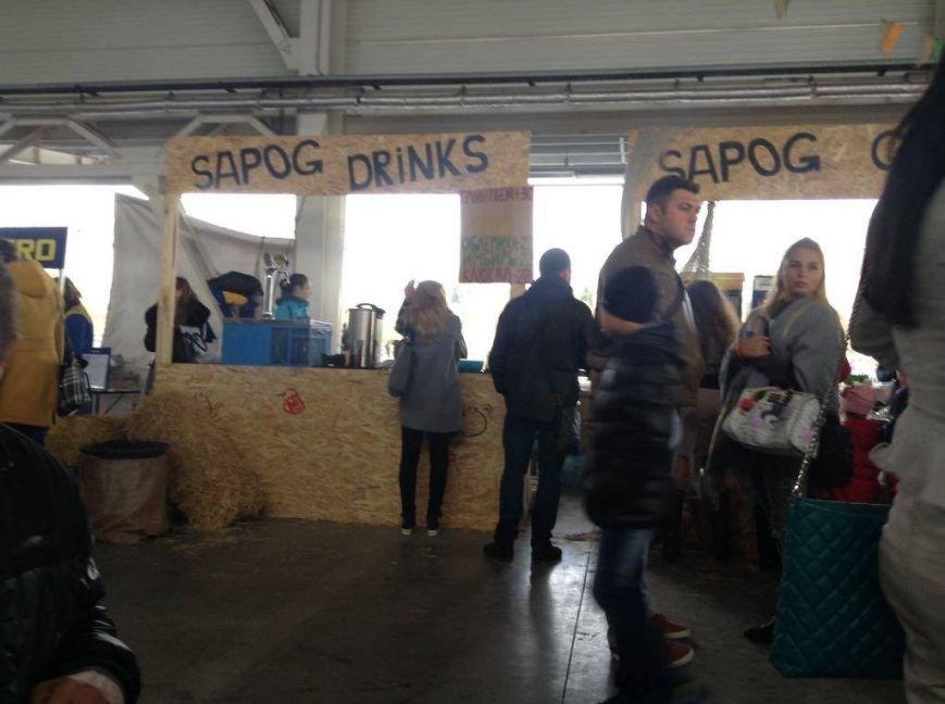 C фестиваля уличной еды в Мариуполе посетители ушли голодными (ФОТО+ВИДЕО), фото-1