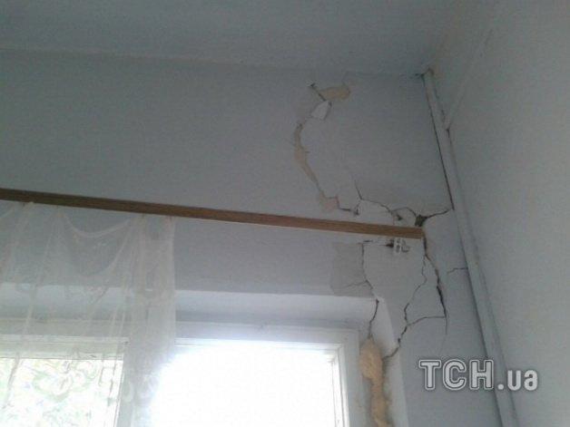 Величезні тріщини, облуплені стіни: на Тернопільщині люди скаржаться на жахливий стан дитсадка, фото-2