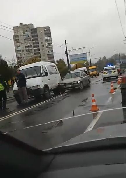 В Сумах ДТП: столкнулись 4 автомобиля (ФОТО), фото-3