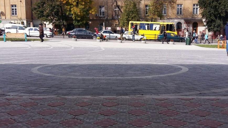 Зруйнована площа поблизу львівського цирку набула оновленого вигляду: що змінилось (ФОТО), фото-6