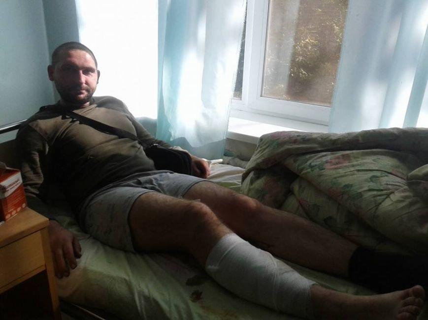 Под Мариуполем прошел массированный обстрел украинских позиций. Военный госпиталь заполнен ранеными (ФОТО+ДОПОЛНЕНО), фото-4
