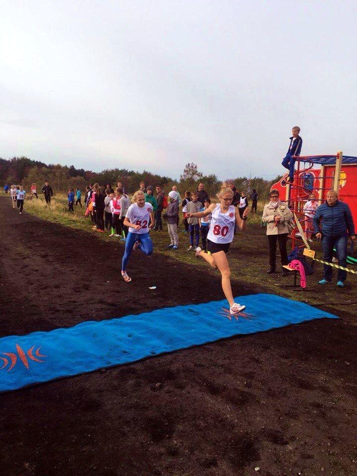 В Корсакове прошел чемпионат по легкоатлетическому кроссу, фото-5