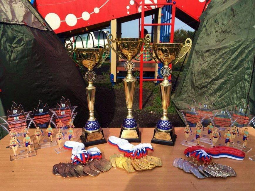 В Корсакове прошел чемпионат по легкоатлетическому кроссу, фото-8