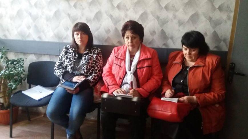 В Мирнограде (Димитрове) продолжается подготовка к Дню защитника Украины, фото-2