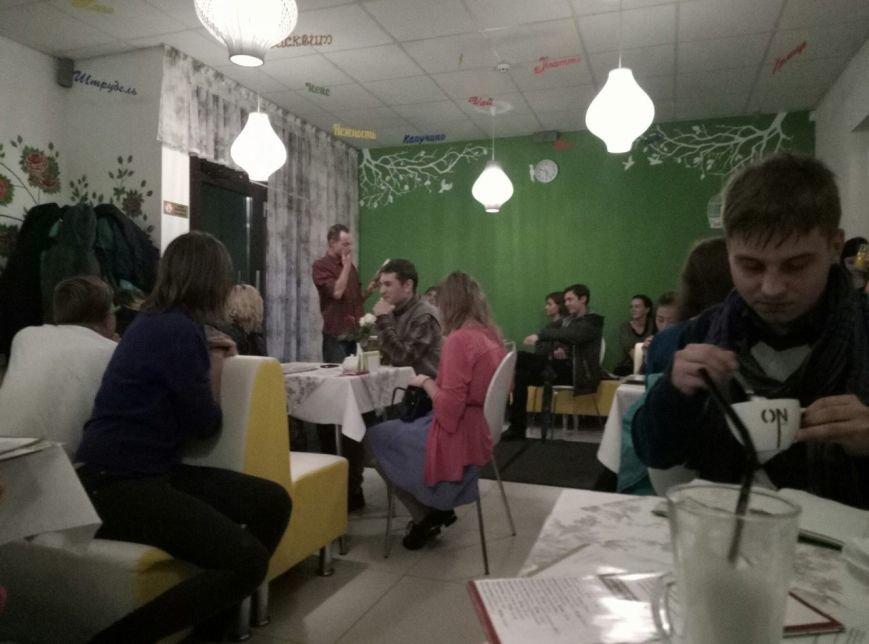 В Кременчуге читали оригиналы и переводы стихов Есенина и Цветаевой, фото-2