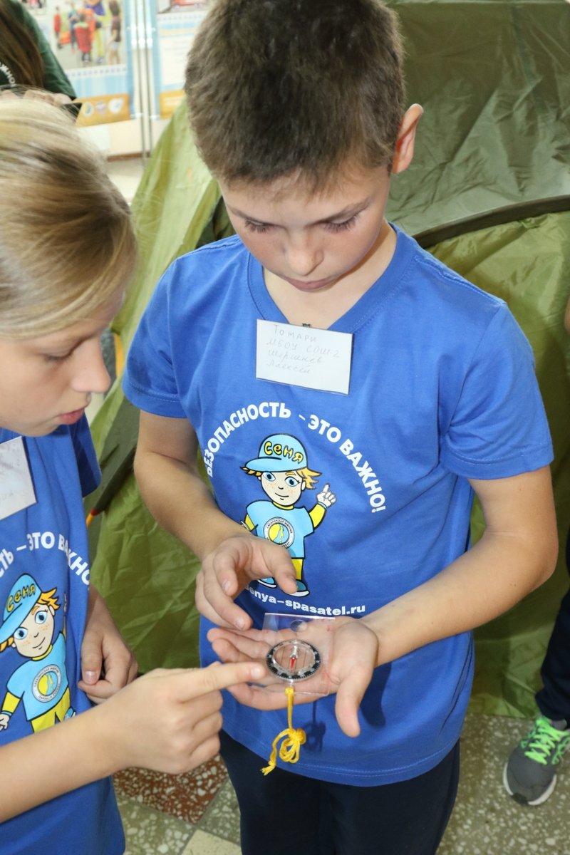Школьники из пятнадцати районов приехали в Южно-Сахалинск на «Праздник безопасности», фото-8