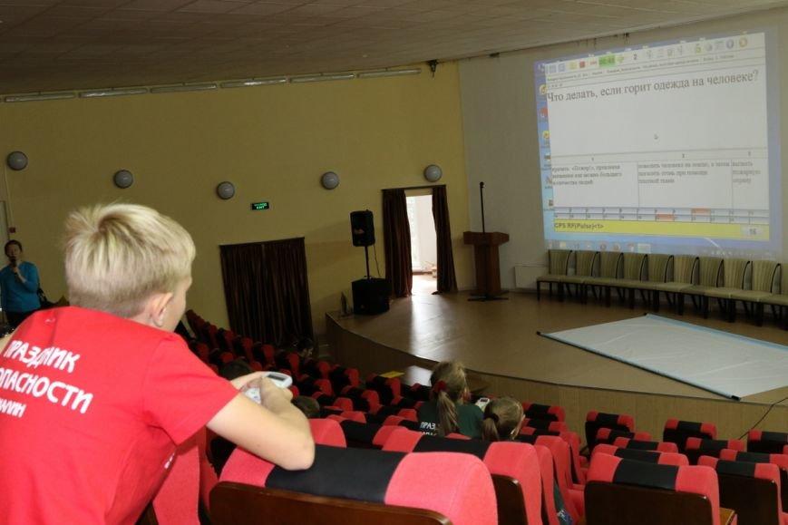 Школьники из пятнадцати районов приехали в Южно-Сахалинск на «Праздник безопасности», фото-1