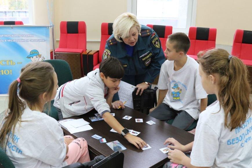 Школьники из пятнадцати районов приехали в Южно-Сахалинск на «Праздник безопасности», фото-4