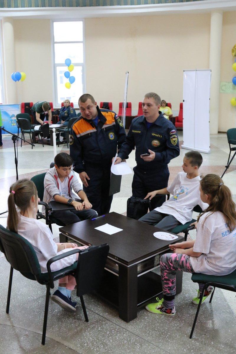 Школьники из пятнадцати районов приехали в Южно-Сахалинск на «Праздник безопасности», фото-5