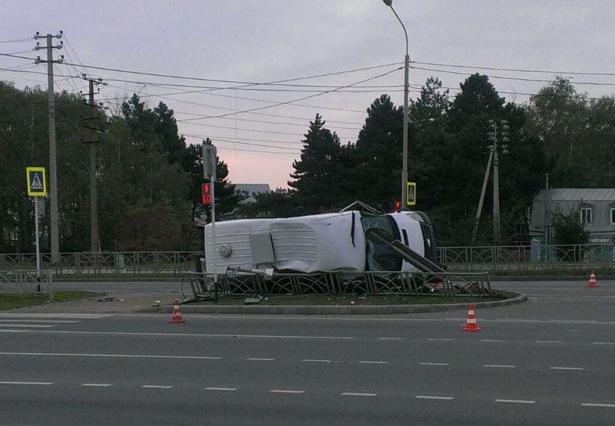 Двое погибших в ДТП с автобусом и уходящей от погони машиной, фото-1