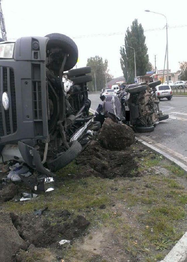 Двое погибших в ДТП с автобусом и уходящей от погони машиной, фото-2