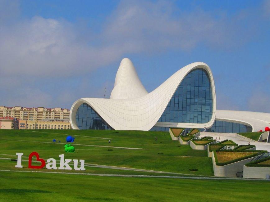 Баку – город контрастов, фото-2