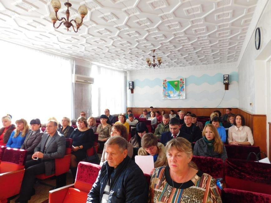 В Доброполье прошло совещание о подготовке к осенне-зимнему периоду, фото-1