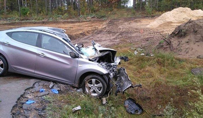 """Автобус """"Лодзь-Гродно"""" попал в аварию на польской трассе: погибли три человека, фото-2"""