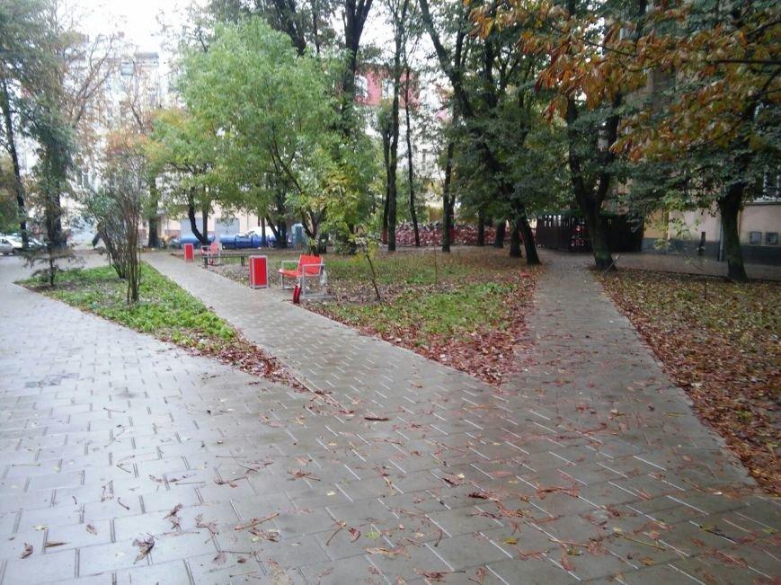У Львові завершують облаштовувати сквер на вулиці Японській (ФОТО), фото-3