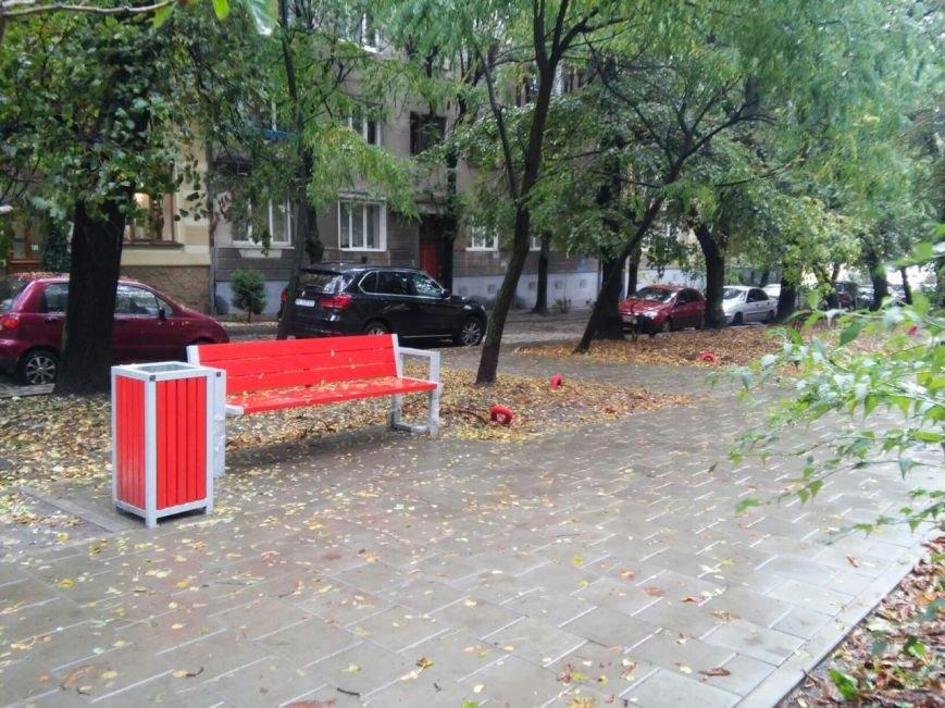 У Львові завершують облаштовувати сквер на вулиці Японській (ФОТО), фото-2